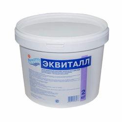 ЭКВИТАЛЛ медленный коагулянт (таблетки в картридже) ведро 25 кг