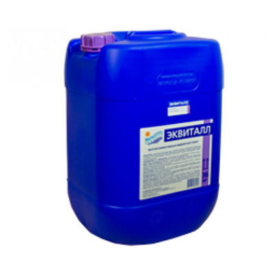 ЭКВИТАЛЛ жидкий коагулянт флакон 1л /(1уп=14шт)