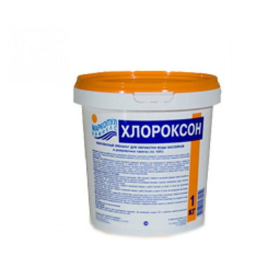ХЛОРОКСОН  комплексное средство ведро 1 кг. /(1уп=12шт)