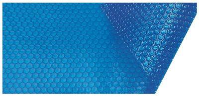 Солярное покрытие - 500 микрон/метраж: 50м x 3,0м, цвет синий VagnerPool