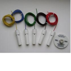 Комплект из 5 электродов с держателем для блоков управления переливной ёмкостью OSF, из стали V4A