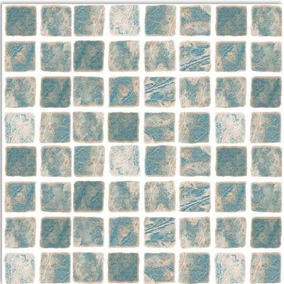 Лайнер Cefil мозаика песочная Mediterraneo Sable 2,05x25,2 м (51,66 м.кв)
