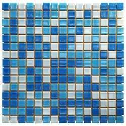 Мозаика стеклянная Aquaviva YF-MSL40