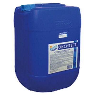 ОКСИТЕСТ активный кислород жидкий канистра 30л
