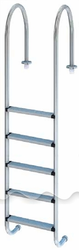 Лестница узкая  5 ступеней Swim-tec