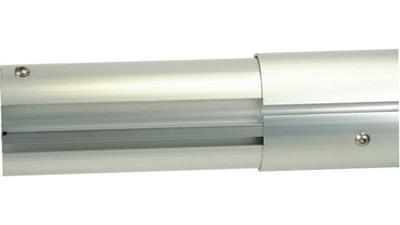 Телескопическая штанга длиной 2,7–4,4 м