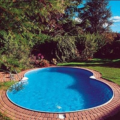 Бассейн сборной Family 470х300х120 см Future pool