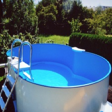 Бассейн сборной Family 650х420х150 см Future pool